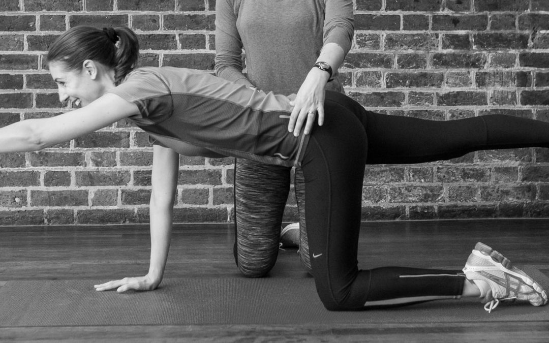 Planks, postnatal fitness and peeing your pants