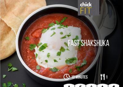 Fast Shakshuka