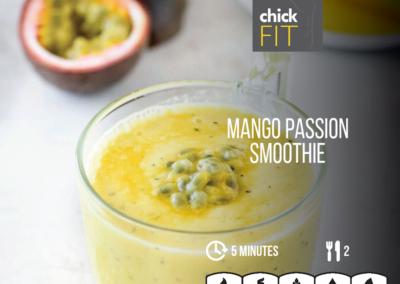 Mango Passion Smoothie