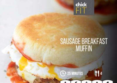Sausage Breakfast Muffin