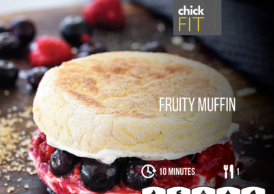 Fruity Muffin